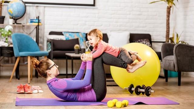 Jak na břicho po porodu? Naše tipy…