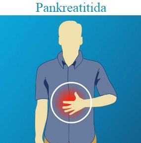 Pankreatitida – zánět slinivky břišní – příznaky, příčiny a léčba