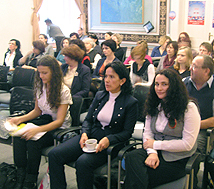 Konference České Asociace Ergoterapeutů 2015