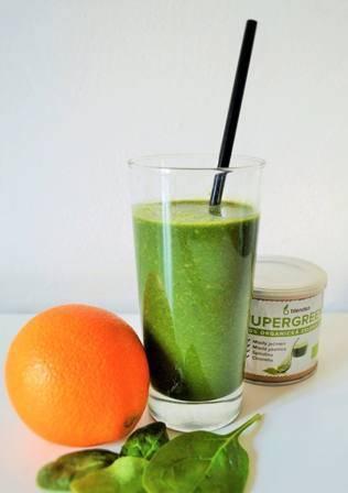 Zeleninové smoothie recepty