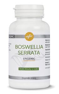 Kadidlovník pilovitý, boswellie (Boswellia serrata) a účinky na zdraví