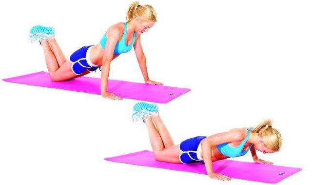 Jak účinně posílit prsní svaly u žen?