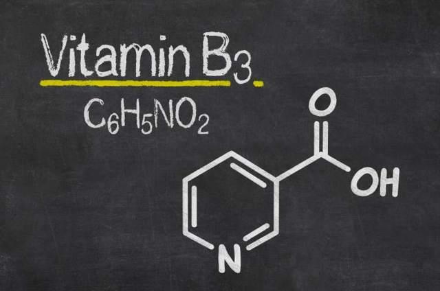 Vitamín B3 (Niacin) – funkce, zdroje, příznaky nedostatku