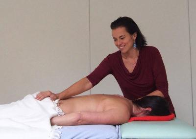 Švédská masáž detoxikuje organismus