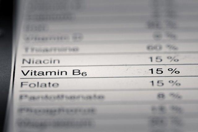 Vitamín B5 – kyselina pantoténová – jaké má účinky?