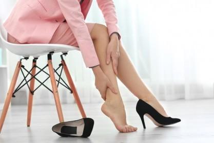 Jak na oteklé a opuchlé nohy?