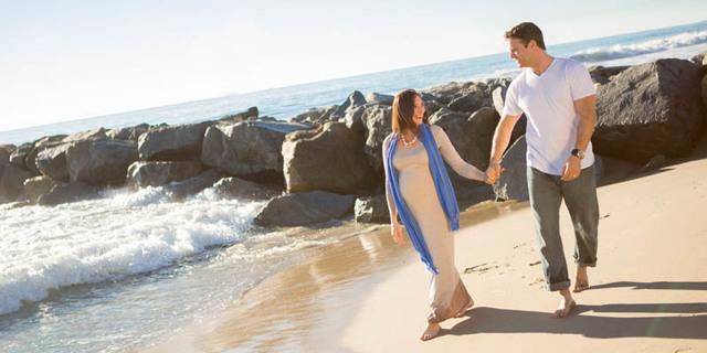 Jste těhotná a chystáte se na dovolenou? Na co je třeba si dát pozor