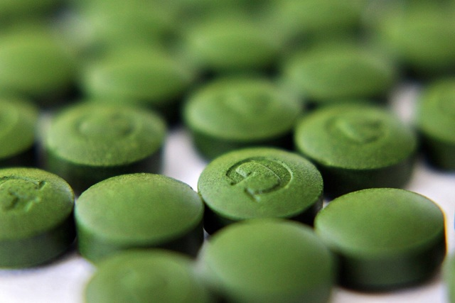 Zelená cesta ke zdraví – Chlorella