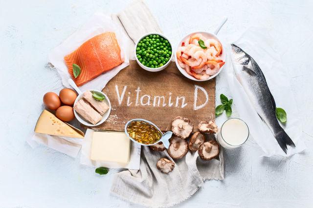 Vitamín D pomáhá dětským kostem i vývinu svalů