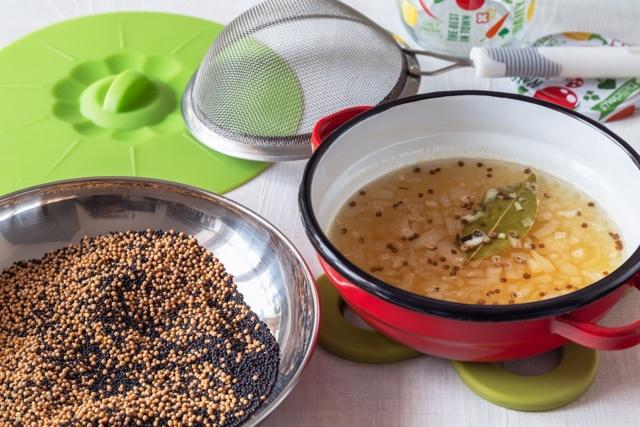 Znáte léčebné účinky hořčice?