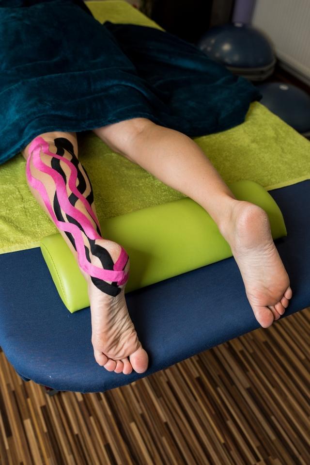 Solná masáž – dává do pohybu lymfatický systém