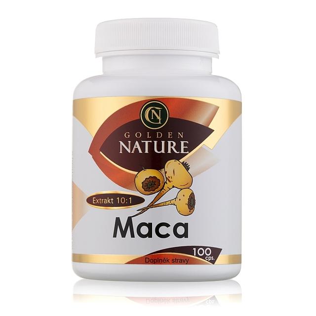 Kořen Maca (maka) – posiluje imunitu a vzbuzuje vitalitu