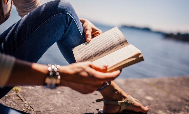 Čtení je zdravé! Nevěříte? Tak čtěte…