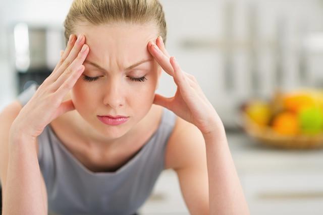 Problémy s vlasy? Může za ně často stres.