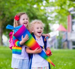 Čím sladit dětem?