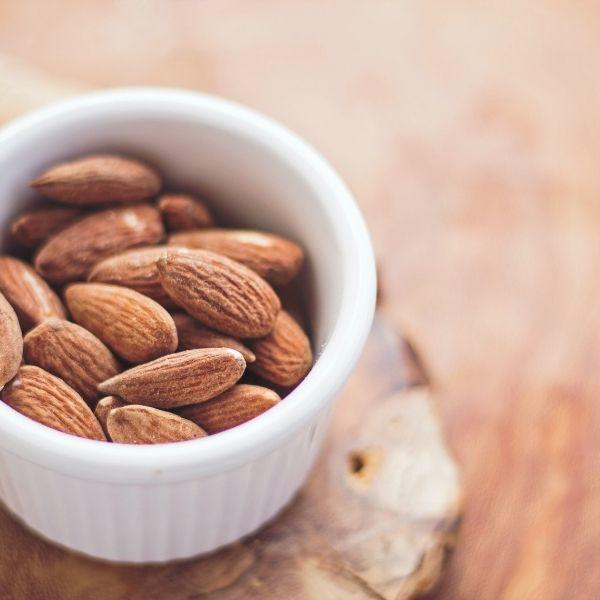 Mandle a zdraví – na cukrovku, hubnutí i jako prevence nemoci srdce
