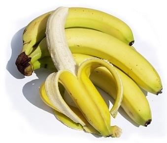 8 super důvodů proč jíst banány