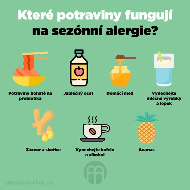 Léčení alergií pomocí alternativní medicíny