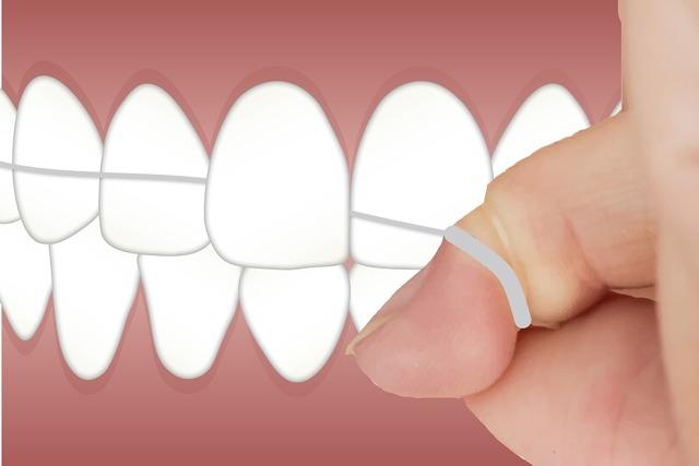 Zubní (dentální) nitě: k čemu jsou dobré?